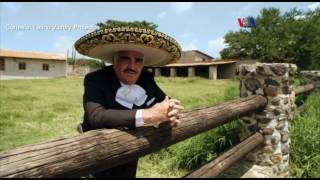 Corrido de Vicente Fernández para Clinton y denuncias vs. Trump