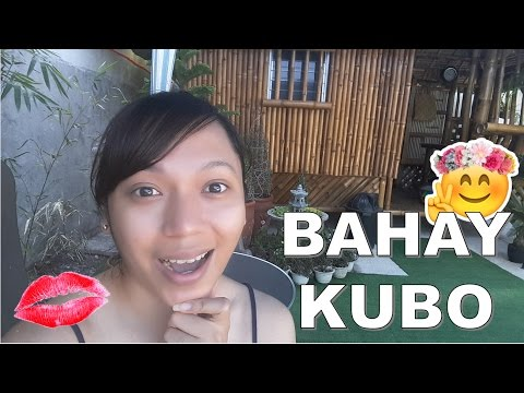 KUBO TOUR!!! PLUS OUR GARDEN | Cess De Leon