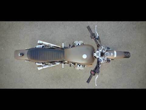 Moto Guzzi Nevada Project