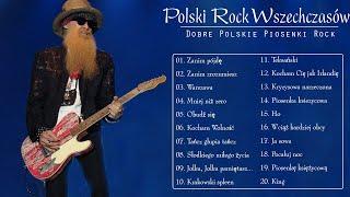 Polski Rock ⚡ Polski Rock Wszechczasów ⚡ Największe hity polskiego rock'a