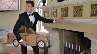 Что делать с коробкой от телевизора... Свадьба - 6 июля 2014,