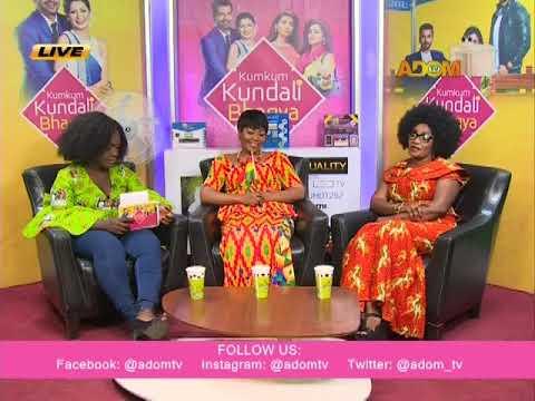 Kumkum Kundali Bhagya Chat Room - Adom TV (6-3-18)
