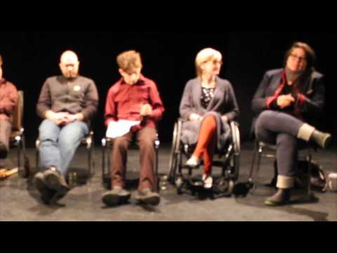 """Crippled"" Community Discussion - Halifax NS"