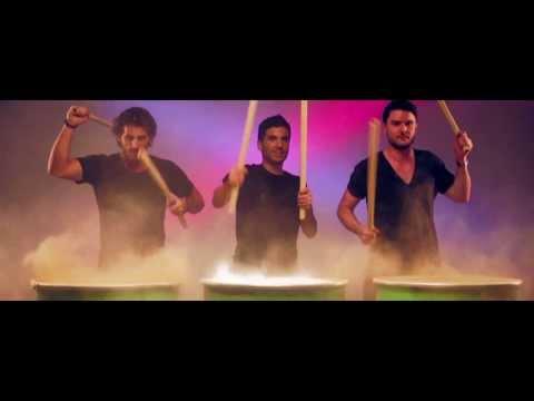 Jidax & Enzo Darren ft. Chester Rushing - Paint The World (Official Video HD)