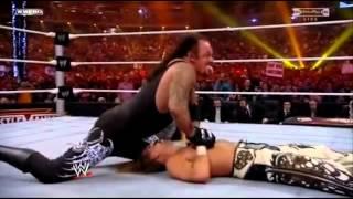 Wrestlemania 26 shawn michaels vs undertaker 2010 highlights