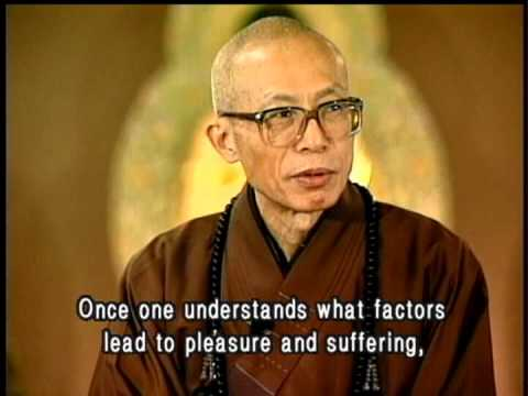 Is enlightenment equivalent to Buddhahood?(GDD-125, Master Sheng Yen)