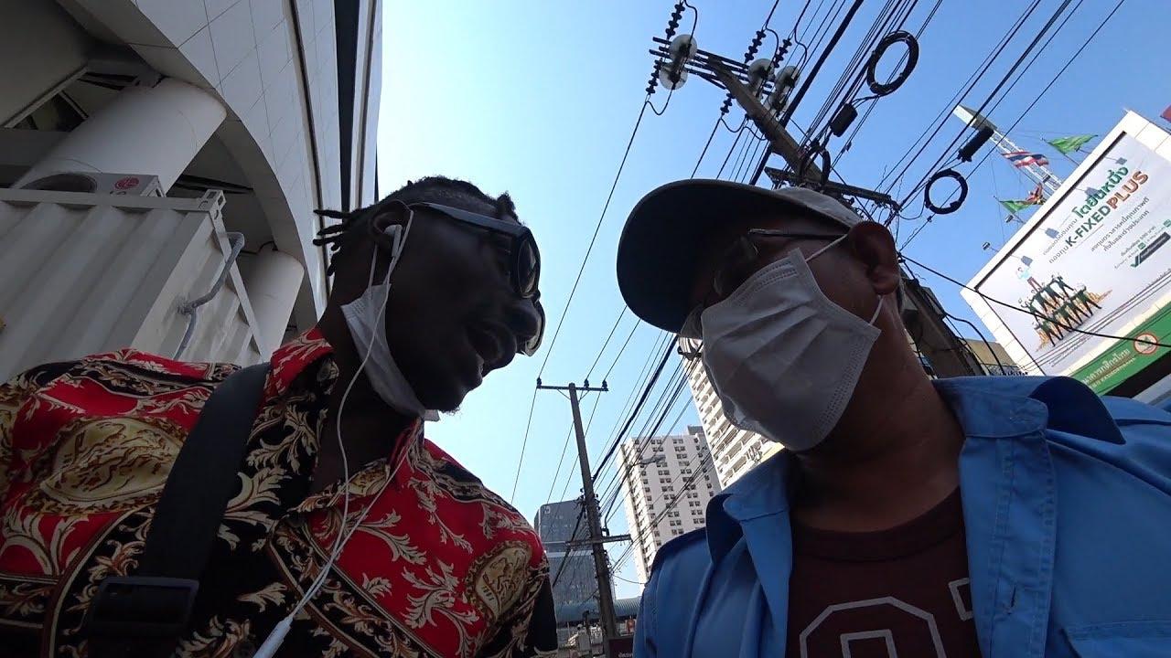 Confesses on Tape !!!   - BANGKOK THAILAND || iam_marwa