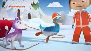 Зак и Кряк-Великие ледовые гонки