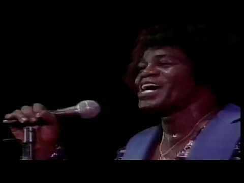 James Brown - LIVE Georgia On My Mind - At Chastain Park 1985