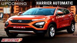 Tata Harrier Automatic Coming Soon | Hindi | MotorOctane