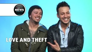 Love and Theft on New Album 'Whiskey on My Breath'