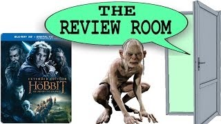 """The Hobbit"" 3D Steel Book - [Review Room]"