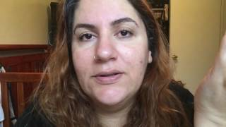 Gunluk vlog 9 - Makyajli Sohbet, Annem ABD'ye Gelecek mi?
