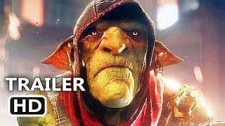 PS4 - Styx Shards of Darkness Cinematic Trailer