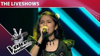 Shruti Goswami Performs On Muqabala Muqabala | The Voice India Kids | Episode 30