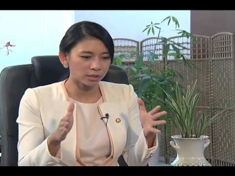 Interview with Ms. Jasmine Lee, Republic of Korea 10/16/2013