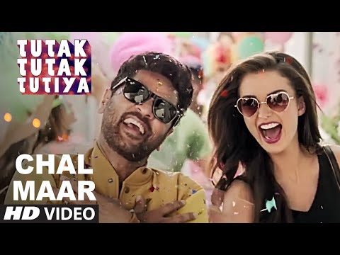 Chal Maar Video Song, Prabhu Deva - Tutak Tutak Tutiya