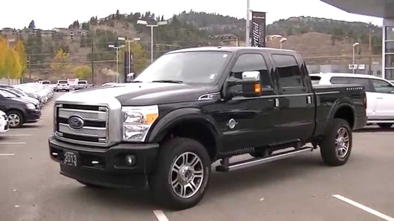 2013 ford f350 platinum video 001 youtube. Black Bedroom Furniture Sets. Home Design Ideas