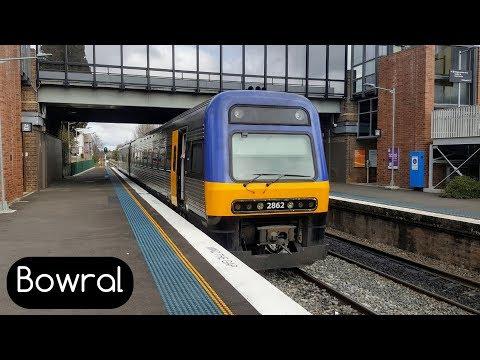 Sydney Trains Vlog 1412: Bowral