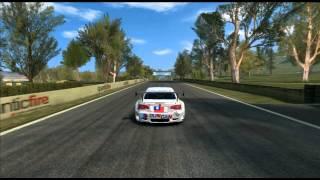 real racing 3 mount panorama bmw m3 gt2 alms