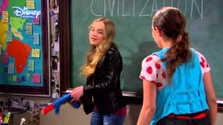 Girl Meets World | Class Takeover! | Official Disney Channel UK