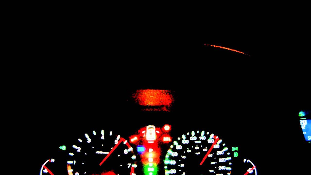 2010 Honda Accord Dashboard Lighting Youtube