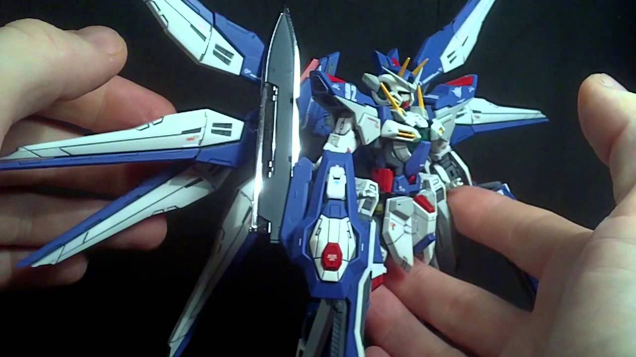 Download Prime92 Custom: 1/144 RG Strike Exia Gundam