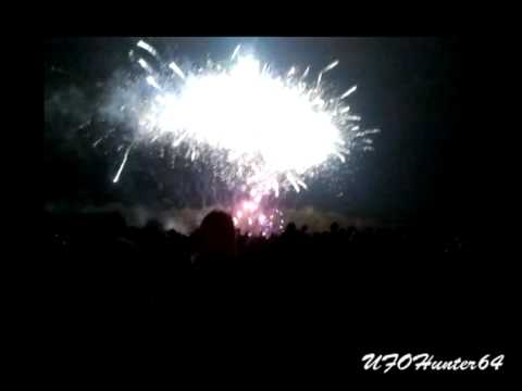 Cranleigh Fireworks 2011