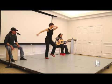 Leonor Leal's Contemporary Flamenco