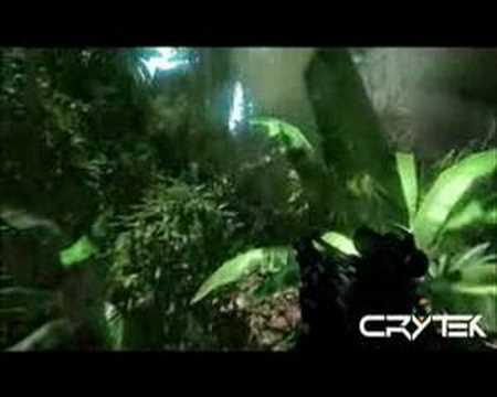 Crysis DX9 VS. DX10