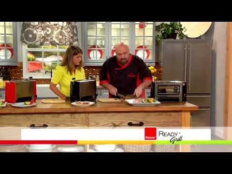 Ronco Ready™ Grill Infomercial