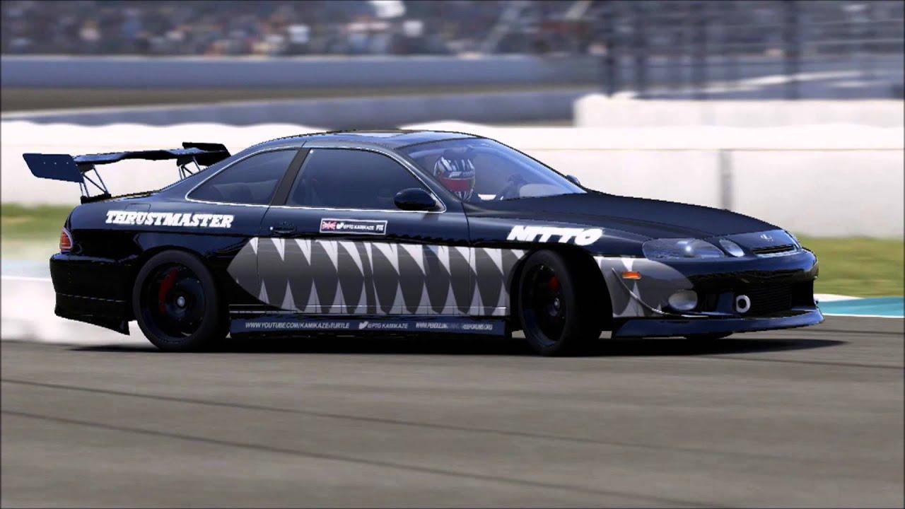 Forza Motorsport Lexus Drift Build Tune Youtube