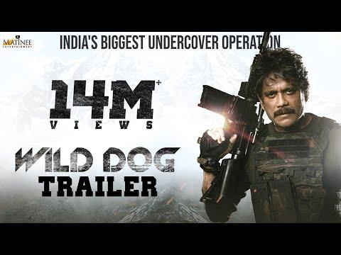 Wild Dog Trailer   AkkineniNagarjuna   Saiyami Kher   Ahishor Solomon   Niranjan Reddy