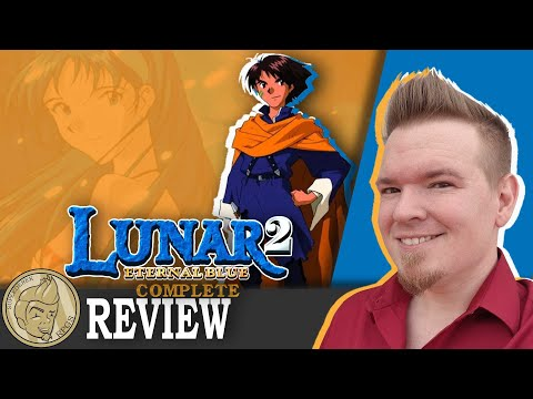 Lunar 2 Eternal Blue Complete Review! [PlayStation] The Game