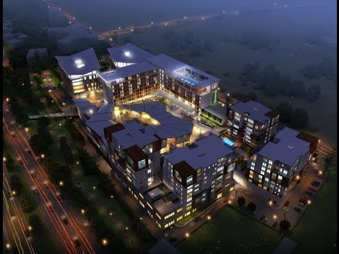 """""""The Exchange"""" Largest Mixed-Use development in West Africa"""