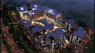 """Video """"The Exchange"""" Largest Mixed-Use development in West Africa download MP3, 3GP, MP4, WEBM, AVI, FLV November 2017"""