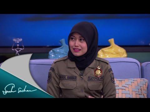 Nurul Habibah mengaku kaget saat fotonya tersebar di social media