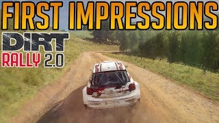 DiRT Rally 2.0: My Thoughts About The Game So Far