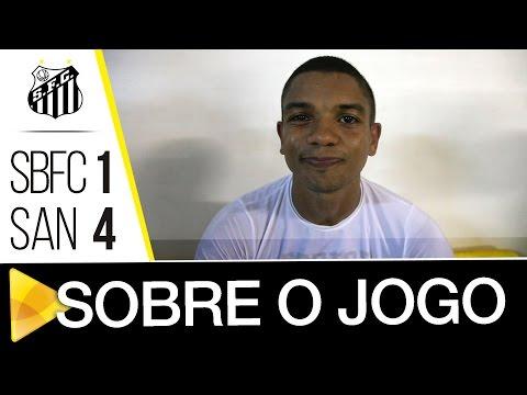 David Braz e Yuri analisam goleada sobre o São Bernardo