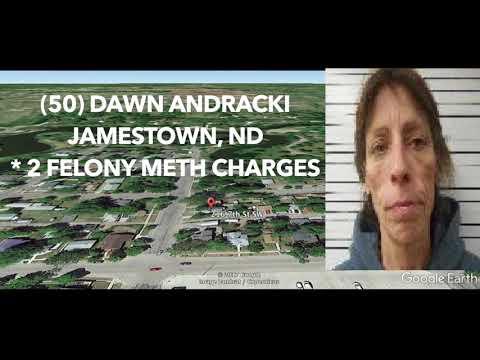 Stutsman County Drug Task Force Makes A Bust