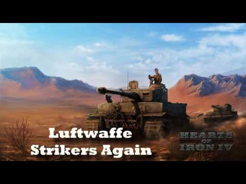 Hearts of Iron IV  Luftwaffe Strikers Again