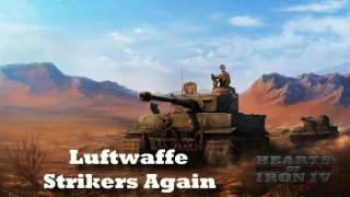 Hearts of Iron IV - Luftwaffe Strikers Again