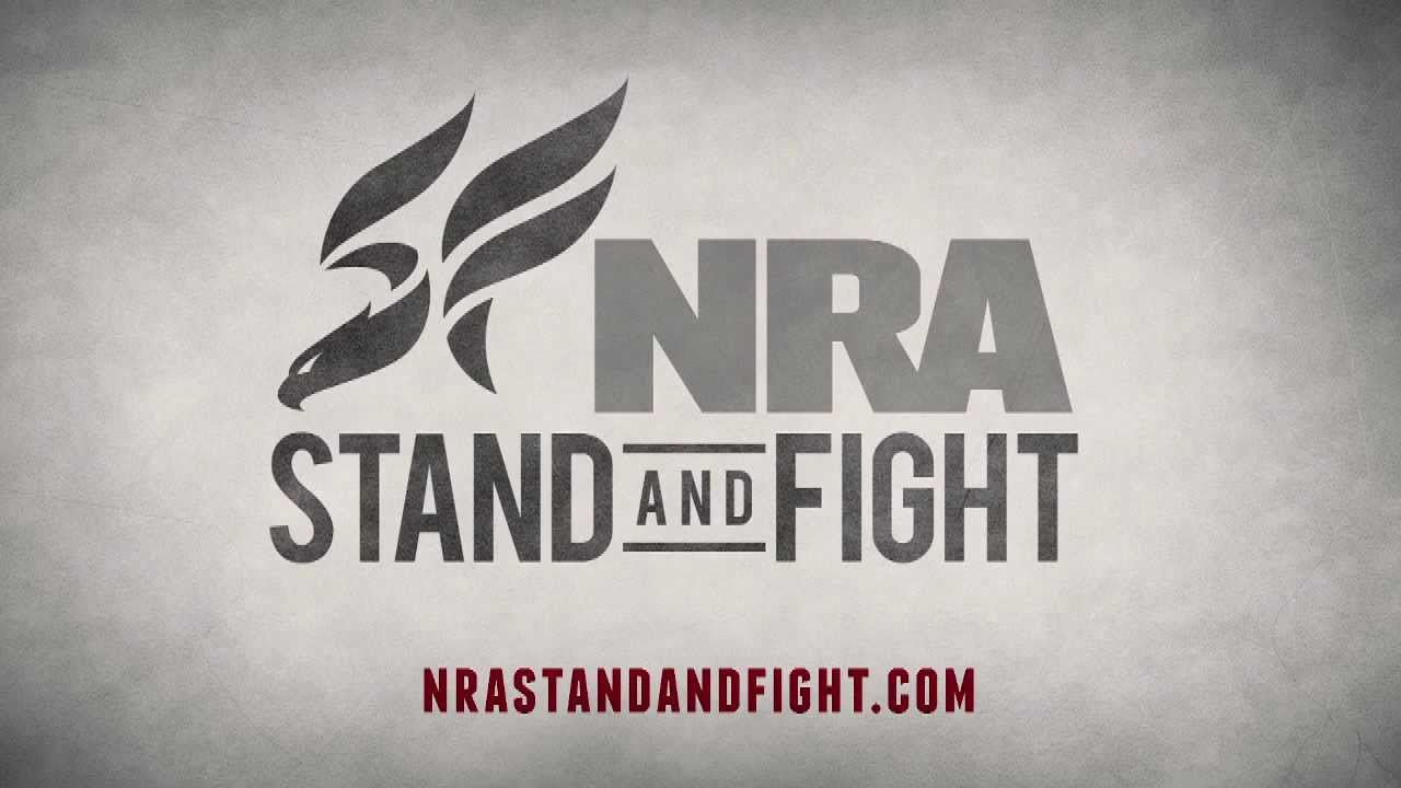 NRA Stand and Fight | Protection For Obama's Kids, Gun-Free Zones For Ours?