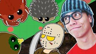 Jogando Friday the 13th the Game e Mope ( AO VIVO )