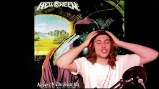 Twilight Of the Gods (Helloween) - Review/Reaction