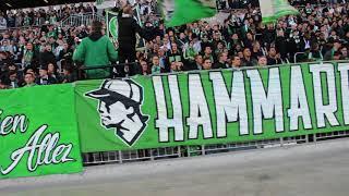 Hammarby Bp 2018 04 16 4-0  Ultras Hammarby part 1