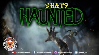 Shat9 - Haunted [Audio Visualizer]