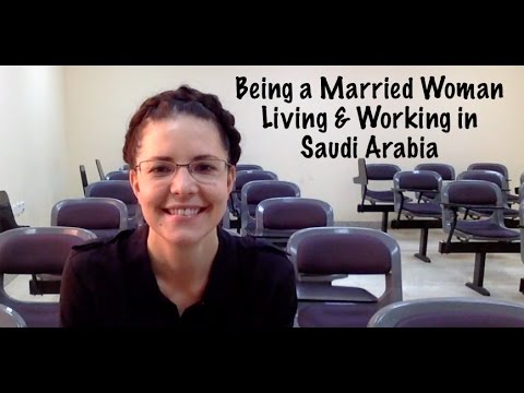 A Married Woman Living and Working in Saudi Arabia as an Expat | ExpatsEverywhere