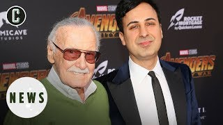 Stan Lee Rethinks His Inner Circle, Fires His