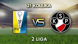 Elbalg vs Polonia Warszaw full match